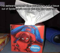the-awkward-moment-when-you-need-to-pull-a-klenex-out-of-spidermans-backside-to-blow-your-nose.jpg