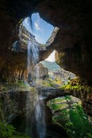 Baatara Canyon Abyss of the Three Bridges Lebanon.jpg