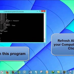 How to Refresh All Drive in your Computer only one Click | Info Entertainment